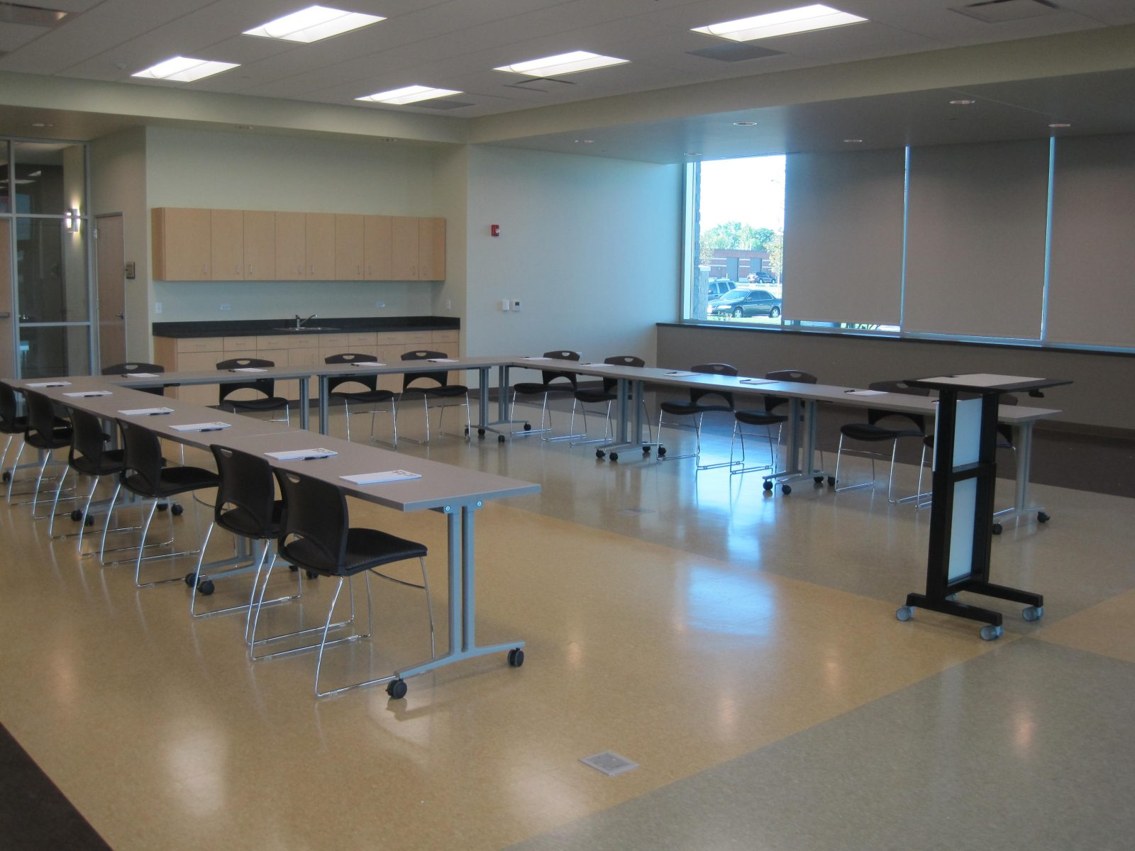 Education Room C_view 2