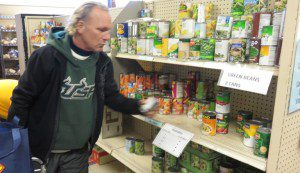 Canned Food Vital for Gregory