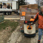Orville Food Bank Driver