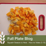 Squash Season is Here