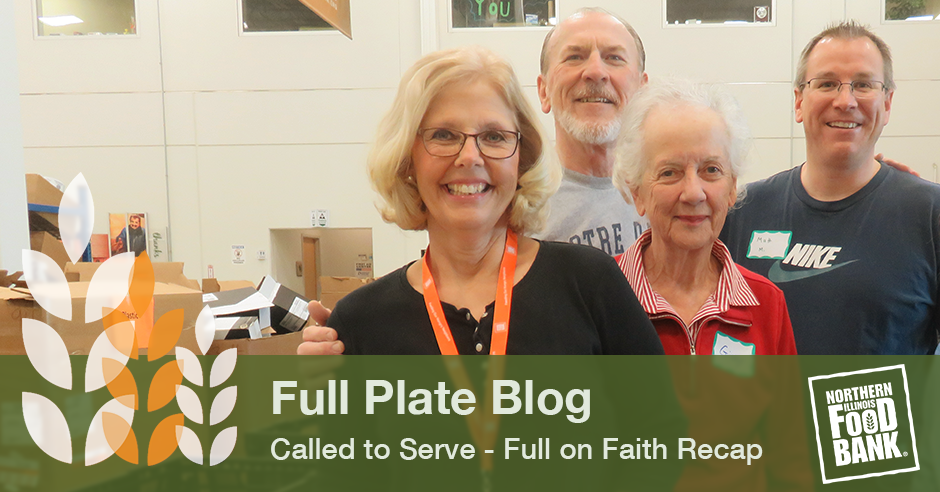 Full on Faith recap