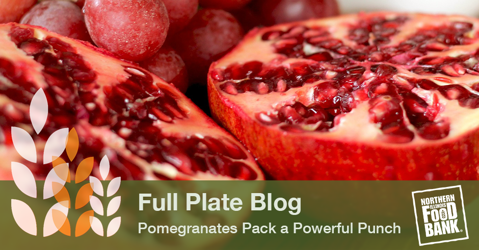 Pomegranates Pack a Powerful Punch