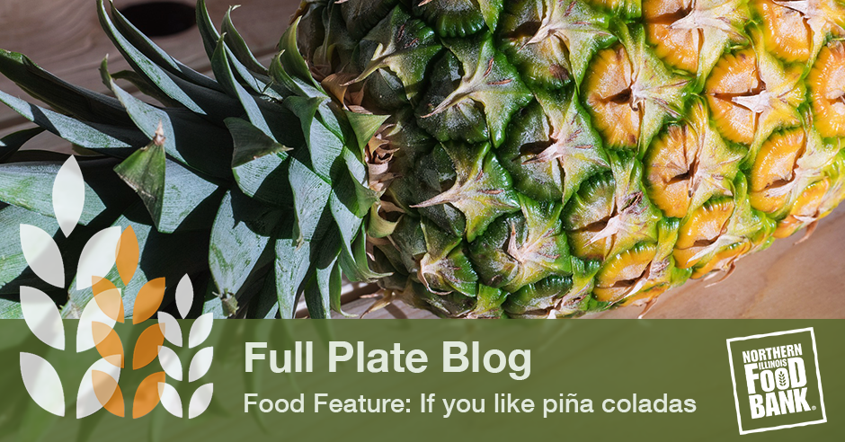 spring food feature_pineapple