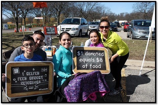 Foodie 5K Cantigny 2017
