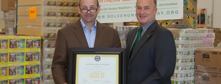 NorthernIllinoisFoodBankAwarded