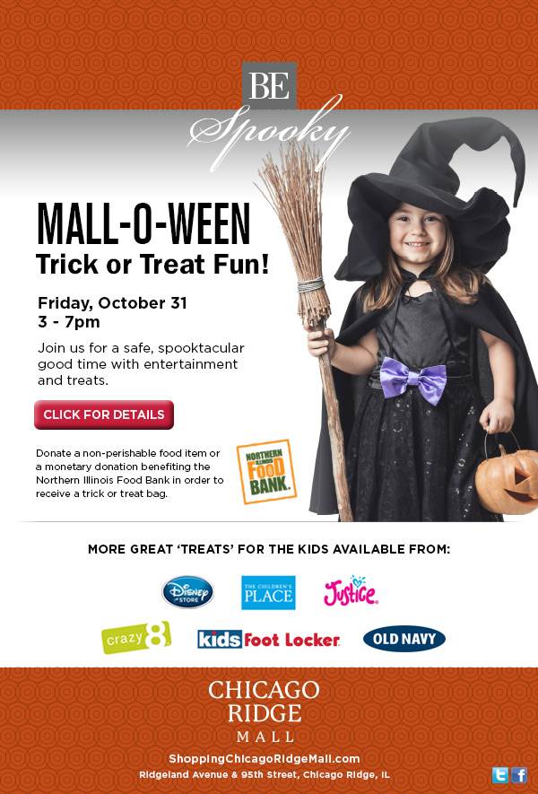 showing 3rd image of Trick Or Treating At Joliet Louis Mall
