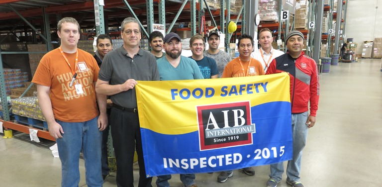Food Bank earns high marks from AIB International - Northern ...