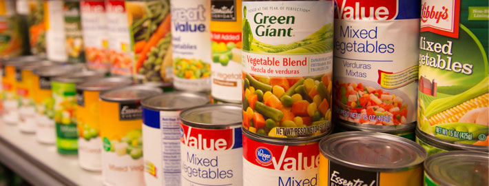Image result for canned food pic