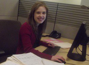Office volunteers are needed for specific tasks