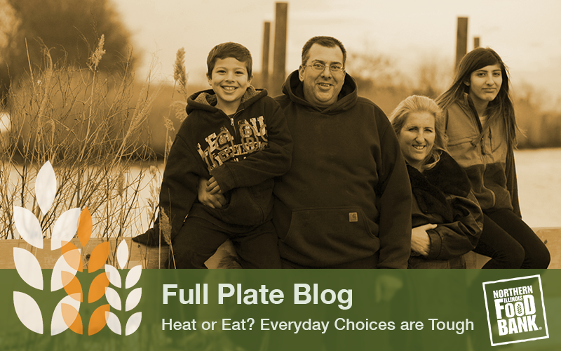 Heat or Eat? Everyday choices are tough for hungry neighbors