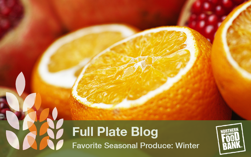Favorite Seasonal Produce: Winter