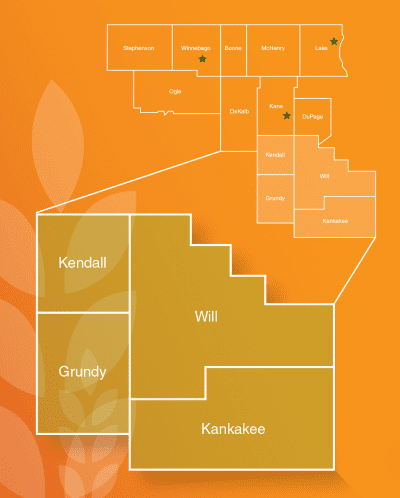 Serving Will, Grundy, Kankakee, and Kendall Counties