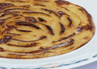French Apple Pancake