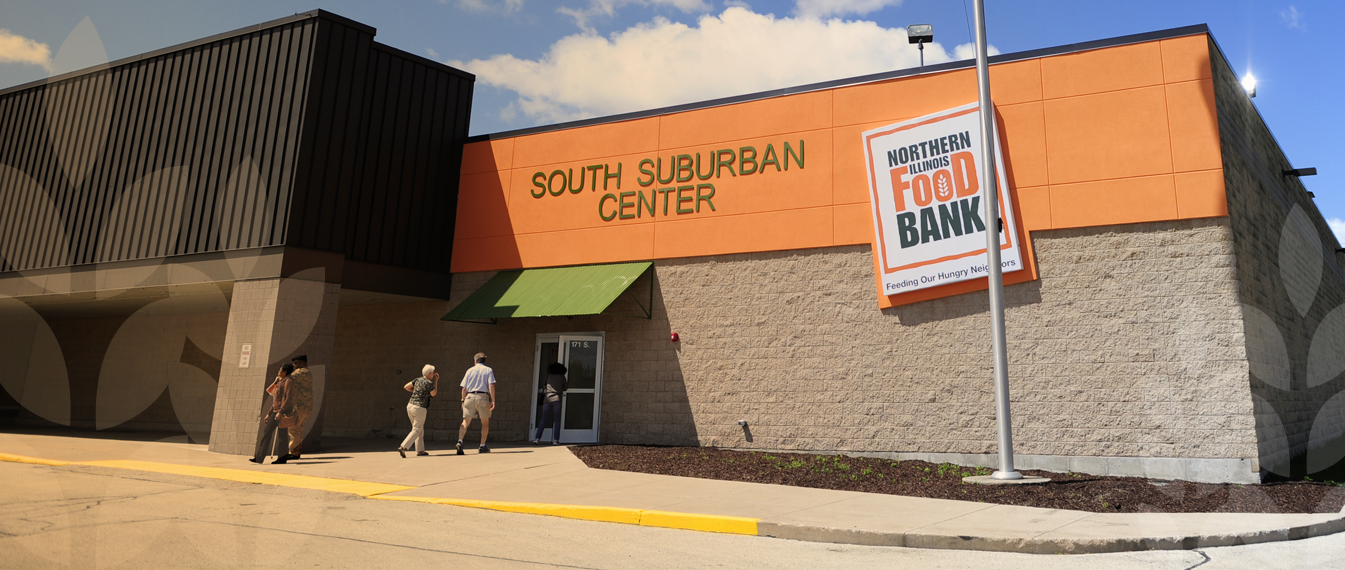 Exterior of the South Suburban Center