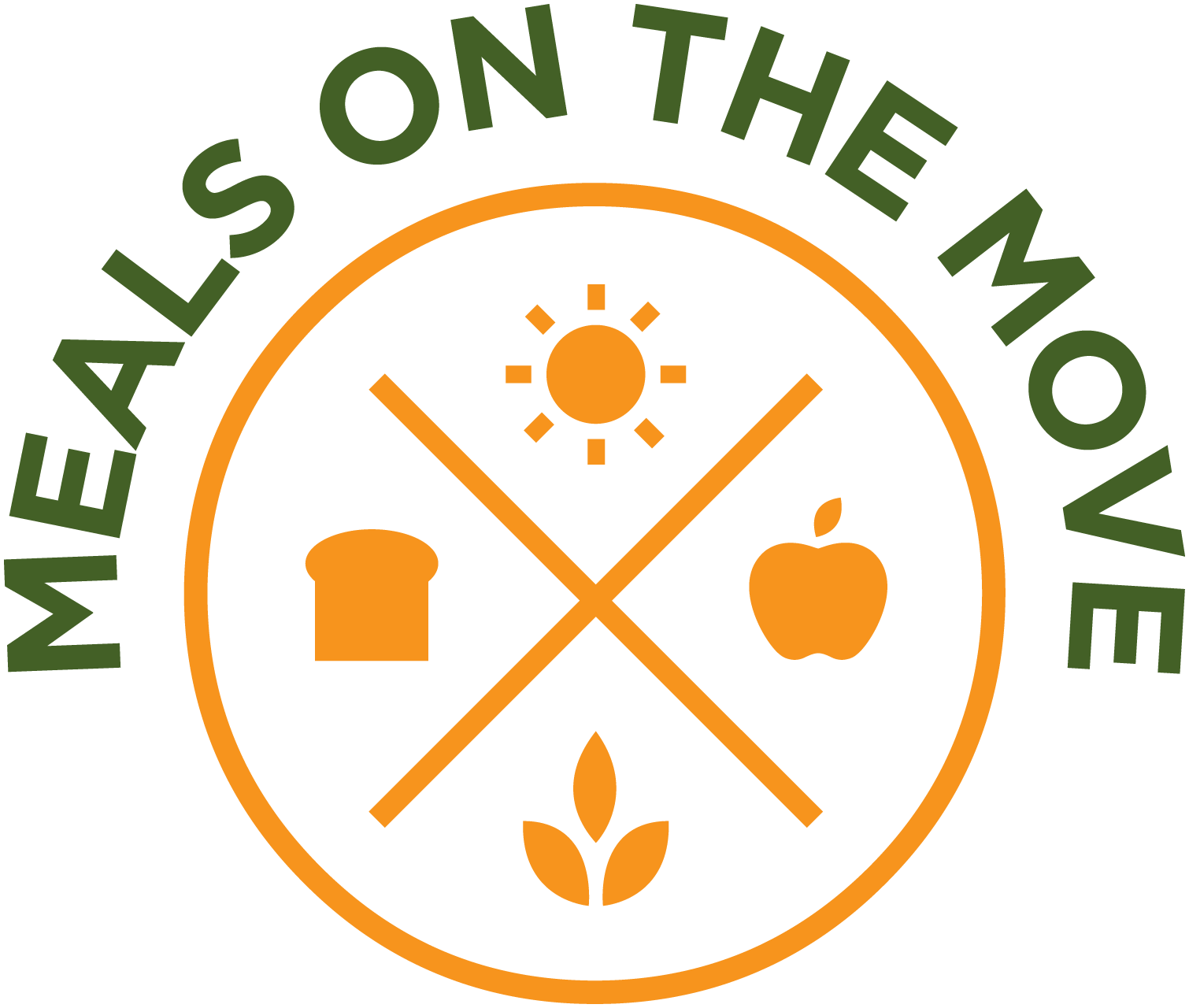 Meals on the Move logo