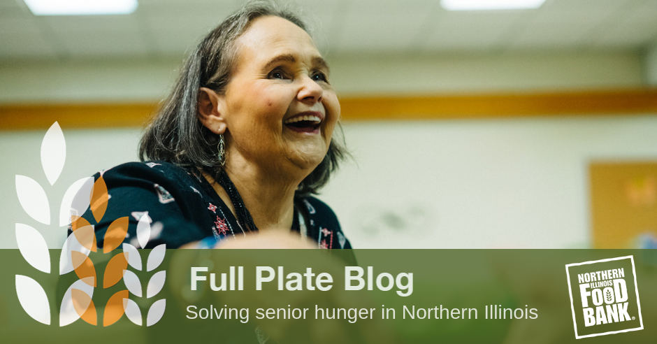 Solving Senior Hunger - Blog - Featured Image