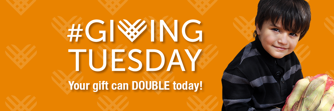 Your gift can double today!