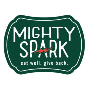 Mighty Spark logo