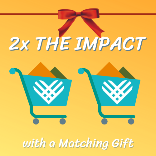 Giving Tuesday 2020 2x the Impact