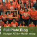 Hunger Action Month recap