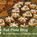A brief history of holiday favorites